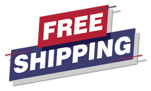 Free Shipping Policy Icon — USAcrylicAwards.com