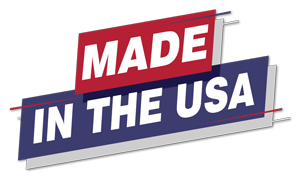 Made in the USA Commitment Icon — USAcrylicAwards.com