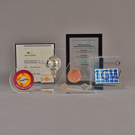 Picture for category Array™ Acrylic Embedments