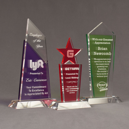 Picture for category Lucent™ Acrylic Awards