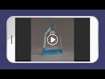 """Picture of ColorCast™ Obelisk Acrylic Award 7"""""""